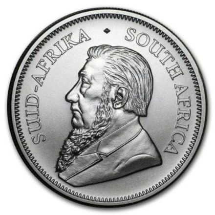 2021 1 oz South African Silver Krugerrand Coin