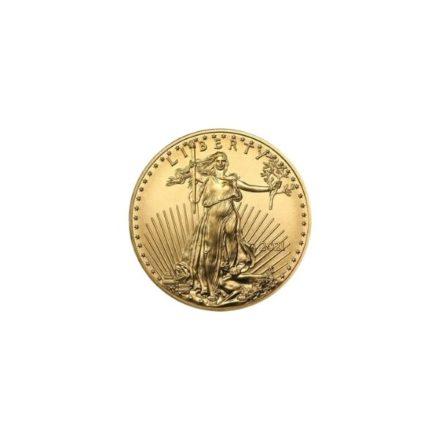 2021 1_10 oz American Gold Eagle Coin