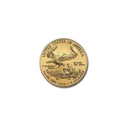 2021 1/10 oz American Gold Eagle Coin