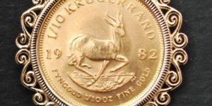 buy fractional gold coins - 1-10 oz Krugerrand