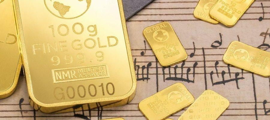 One Grain Gold Bar