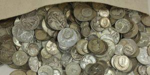 sell scrap silver near me - coins