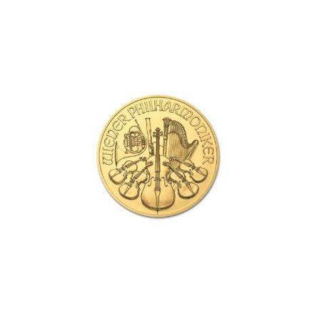 2021 1/10 oz Austria Gold Philharmonic Coin