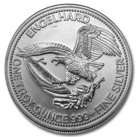 Engelhard Prospector 1 oz Silver Round