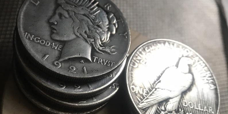 How Much Does a Silver Dollar Weigh