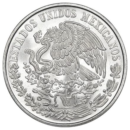 1977-1979 Mexico 100 Peso Silver Coin