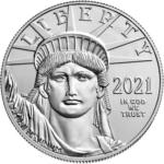 2021 1 oz American Platinum Eagle Coin
