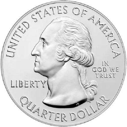 2021 5 oz Silver ATB Tuskegee Airmen Historic Site Coin Reverse