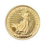 2021 1/2 oz British Gold Britannia Coin