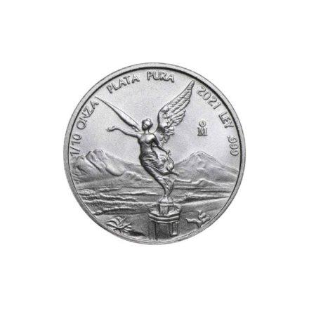 2021 110 oz Mexican Silver Libertad Coin