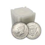 Junk 90% Silver Halves $10 Face Value Roll (1)
