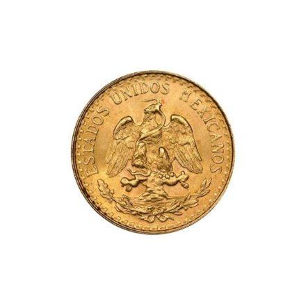 Mexican 2 Peso Gold Coin