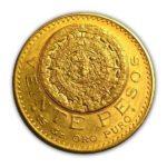 Mexican 20 Peso Gold Coin