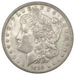 Morgan Silver Dollar Coin - 1878-1904 XF