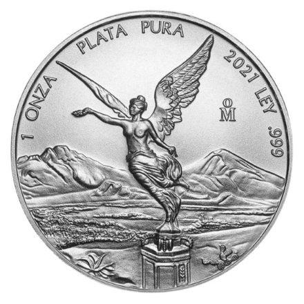2021 1 oz Mexican Silver Libertad Coin