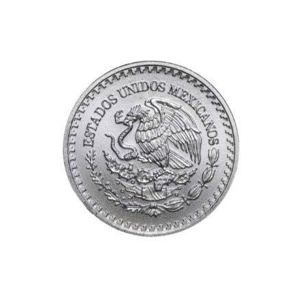 2021 110 oz Mexican Silver Libertad Coin Reverse