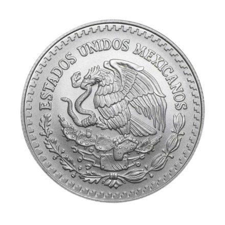 2021 12 oz Mexican Silver Libertad Coin Reverse