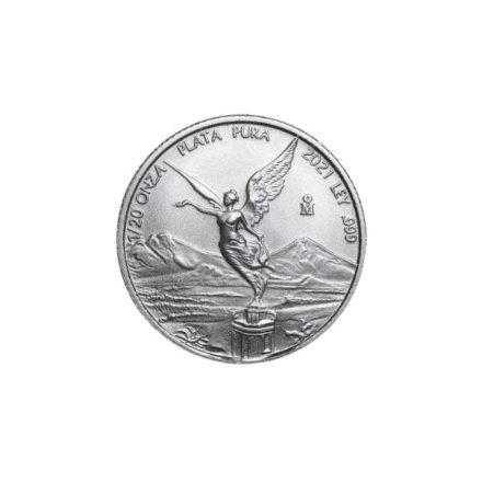 2021 120 oz Mexican Silver Libertad Coin