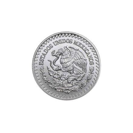 2021 120 oz Mexican Silver Libertad Coin Reverse