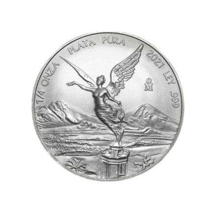 2021 14 oz Mexican Silver Libertad Coin