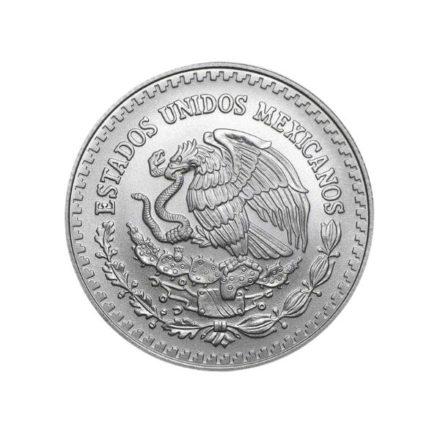 2021 14 oz Mexican Silver Libertad Coin Reverse