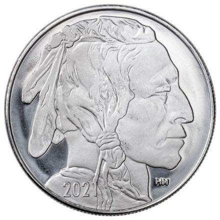 Buffalo 1 oz Silver Round - HM