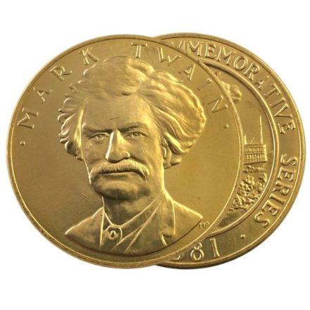 US Mint 1 oz Gold Commemorative Arts Medal