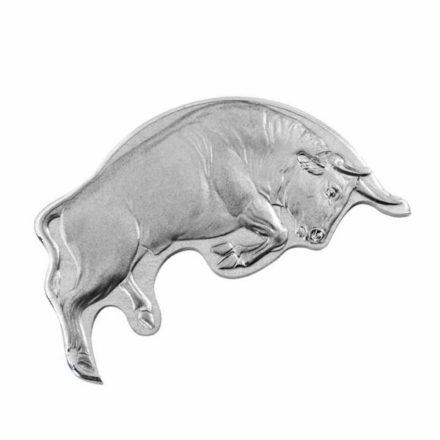 2021 Solomon Islands Silver Bull