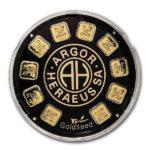 Argor-Heraeus Goldseed 10 x 1 gram Gold Bar