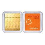 Valcambi 20 x 1 gram Gold CombiBar™