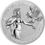 2020 Germania 1 oz Silver Round