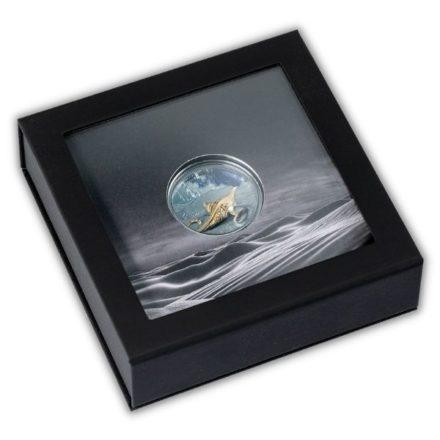 2021 Palau 1 oz Silver Proof Magical Lamp Box