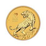2022 1/10 oz Australian Gold Lunar Tiger