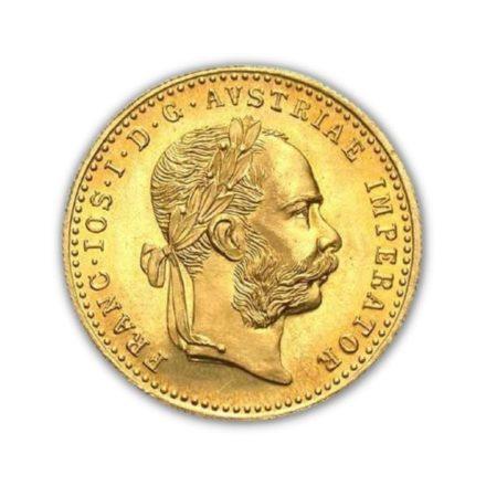 Austrian 1 Ducat Gold Coin