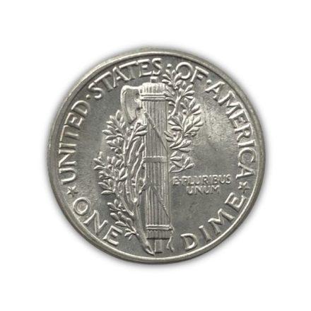 90% Silver Mercury Dime - Brilliant Uncirculated