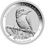 2021 Australia 10 oz Silver Kookaburra Coin