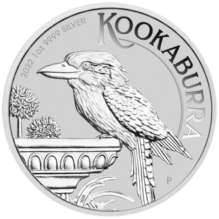 2022 Australia 1 oz Silver Kookaburra Coin