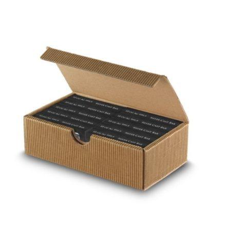 Germania Mint 10 oz Silver Bar Open Case